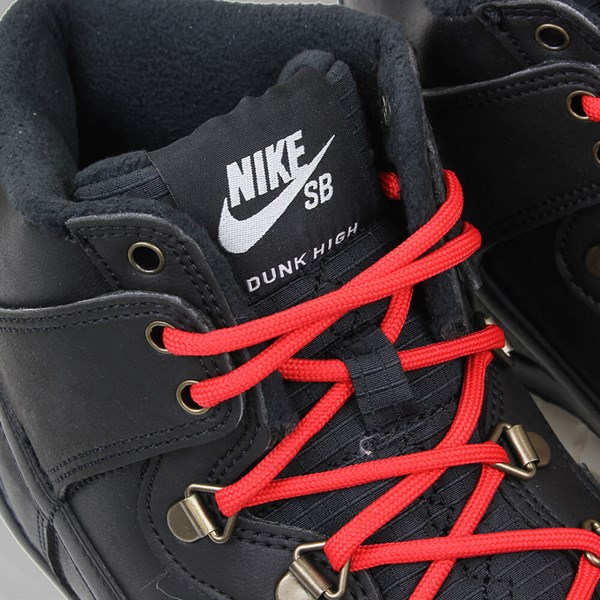 NIKE SB DUNK HI BOOT	BLACK SAIL ALE BROWN