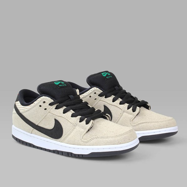 NIKE SB DUNK LOW PREMIUM '420 HEMP PACK' BAMBOO