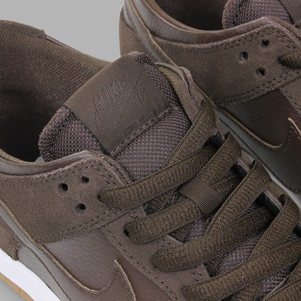 NIKE SB DUNK LOW PRO IW BAROQUE BROWN