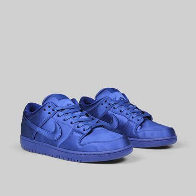 NIKE SB DUNK LOW TRD 'NBA PACK' DEEP ROYAL BLUE
