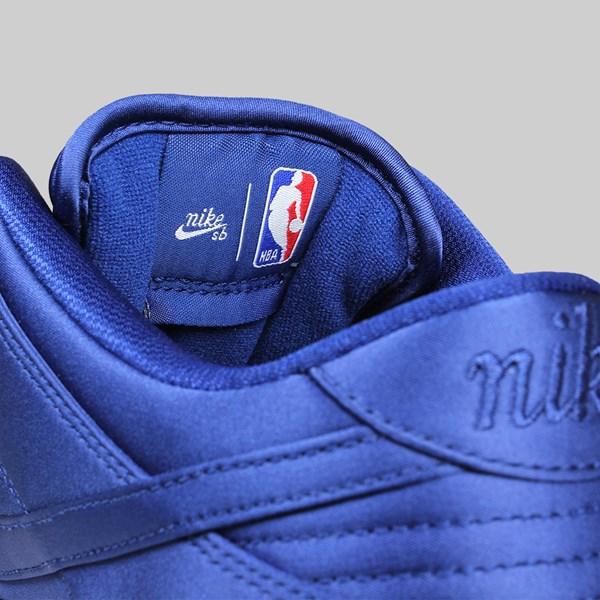 size 40 92862 20e2b NIKE SB DUNK LOW TRD 'NBA PACK' DEEP ROYAL BLUE | NIKE ...