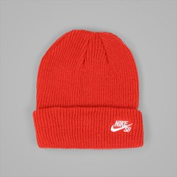 NIKE SB FISHERMAN BEANIE MAX ORANGE