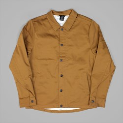 NIKE SB FLEX BANNER JACKET ALE BROWN