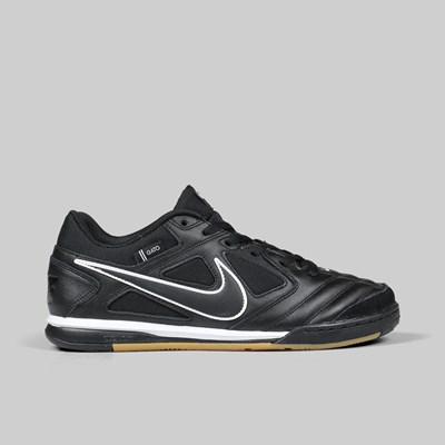 NIKE SB GATO ISO BLACK BLACK WHITE GUM LT BROWN