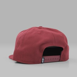 NIKE SB ICON PRO CAP DARK TEAM RED