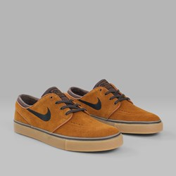 NIKE SB JANOSKI HAZELNUT BLACK BAROQUE BROWN