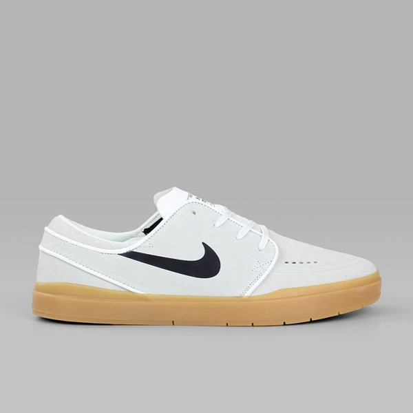the best attitude 3ac74 dc56a NIKE SB JANOSKI HYPERFEEL SUMMIT WHITE BLACK GUM