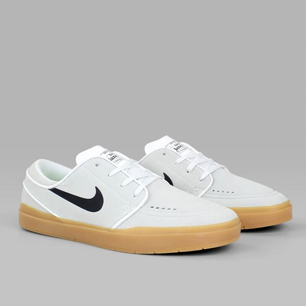NIKE SB JANOSKI HYPERFEEL SUMMIT WHITE BLACK GUM