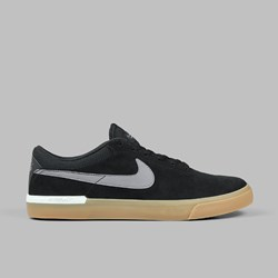 NIKE SB KOSTON HYPERVULC BLACK GUNSMOKE VAST GREY