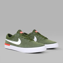 NIKE SB KOSTON HYPERVULC LEGION GREEN WHITE