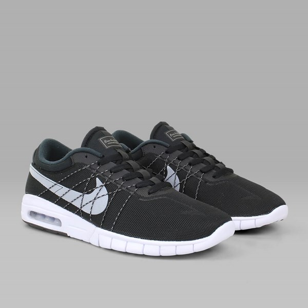 NIKE SB KOSTON MAX BLACK WOLF GREY WHITE