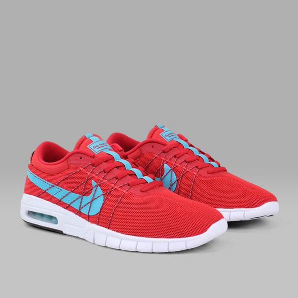 NIKE SB KOSTON MAX UNIVERSITY RED OMEGA BLUE