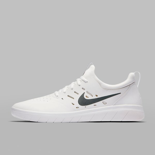 afe7a3efa8f NIKE SB NYJAH FREE SUMMIT WHITE ANTHRACITE LEMON WASH ...