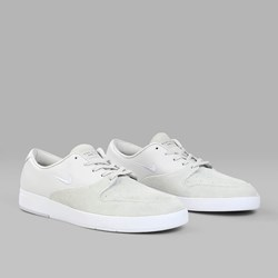 NIKE SB P ROD 10 WHITE PURE PLATINUM BLACK