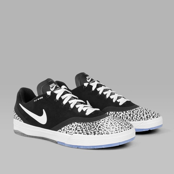 NIKE SB P ROD 9 ELITE 'ROAD PACK' QS BLACK WHITE
