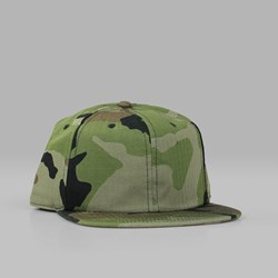 NIKE SB PRO CAP FABRIC 'CAMO PACK' MEDIUM OLIVE