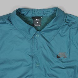 NIKE SB SHIELD COACHES JACKET DARK ATOMIC TEAL