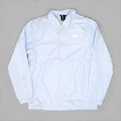 NIKE SB SHIELD COACHES JACKET HYDROGEN BLUE