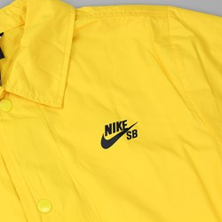 NIKE SB SHIELD COACHES JACKET TOUR YELLOW