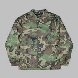 NIKE SB SHIELD JACKET 'CAMO PACK' MEDIUM OLIVE