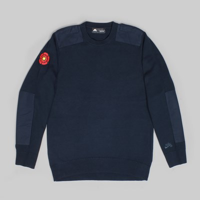 NIKE SB SWEATER 'LANCE MOUNTAIN PACK' DARK OBSIDIAN
