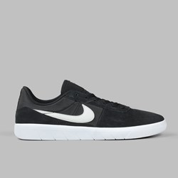 NIKE SB TEAM CLASSIC BLACK LIGHT BONE WHITE