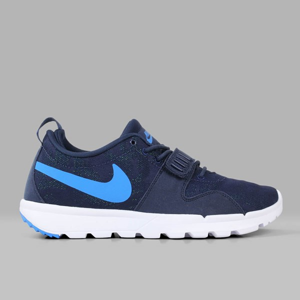 NIKE SB TRAINERENDOR OBSIDIAN PHOTO BLUE