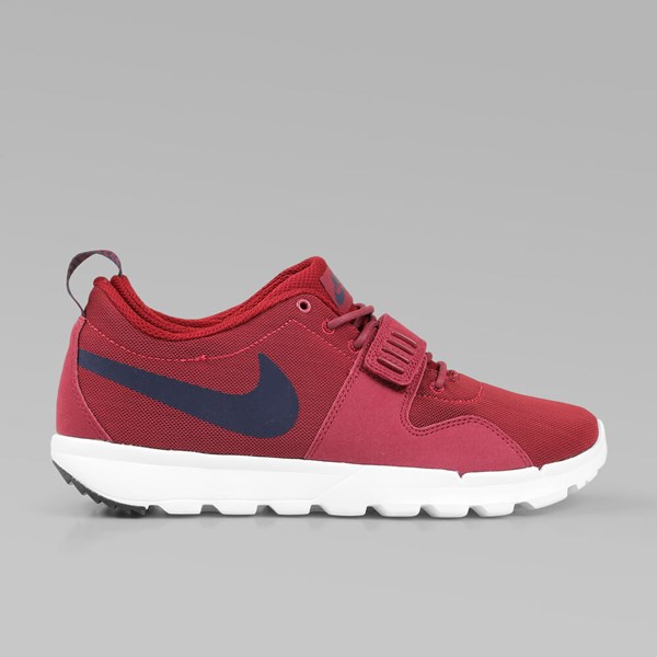 the best attitude afcc9 fcb51 NIKE SB TRAINERENDOR UNIVERSITY RED OBSIDIAN