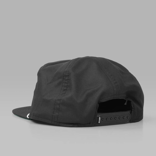 NIKE SB UNSTRUCTURED CAP DRI FIT BLACK PINE