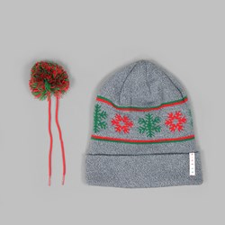 NIKE SB X CONCEPTS 'UGLY SWEATER' BEANIE COOL GREY