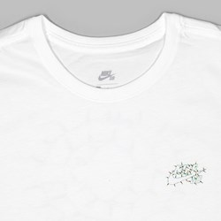 NIKE SB X CONCEPTS 'UGLY SWEATER' SS TEE WHITE