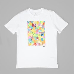 NIKE SB X THOMAS CAMPBELL 'QUILT PACK' TEE WHITE