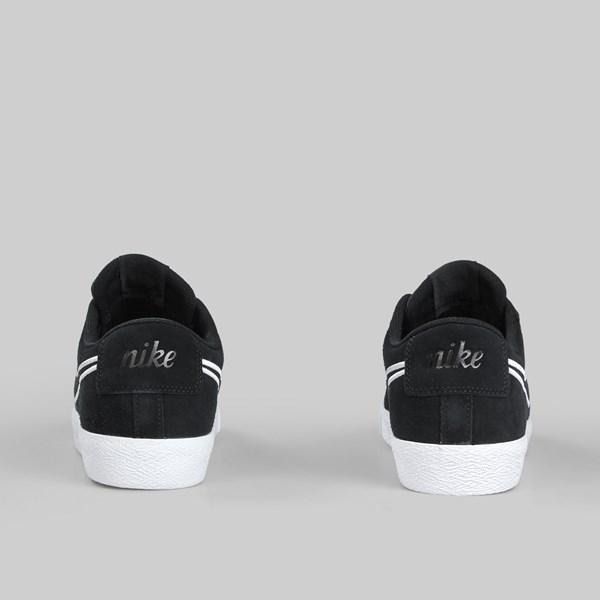 newest 37637 c890b NIKE SB ZOOM BLAZER AC XT BLACK BLACK WHITE