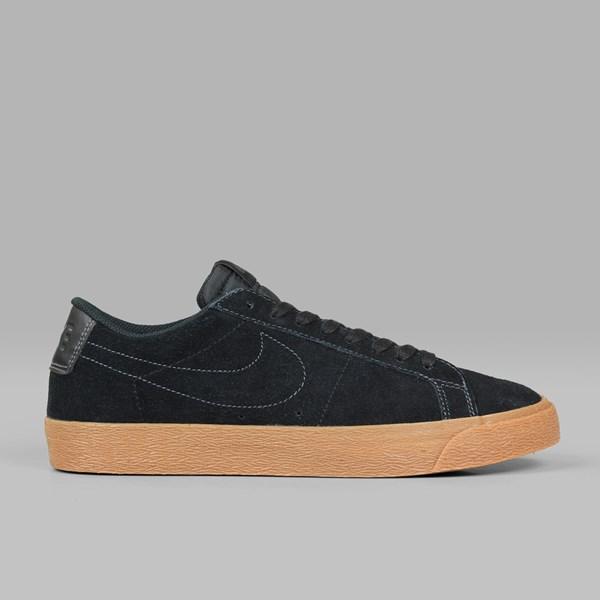 best sneakers 9f1d3 b9f7b NIKE SB ZOOM BLAZER LOW BLACK BLACK ANTHRACITE ...
