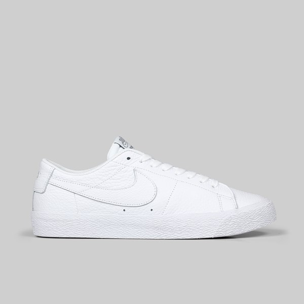 sells quality design huge selection of NIKE SB ZOOM BLAZER LOW 'NBA PACK' WHITE RUSH ...