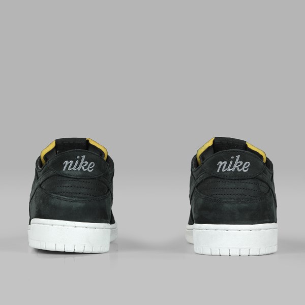 NIKE SB ZOOM DUNK LOW PRO DECONSTRUCTED BLACK BLACK