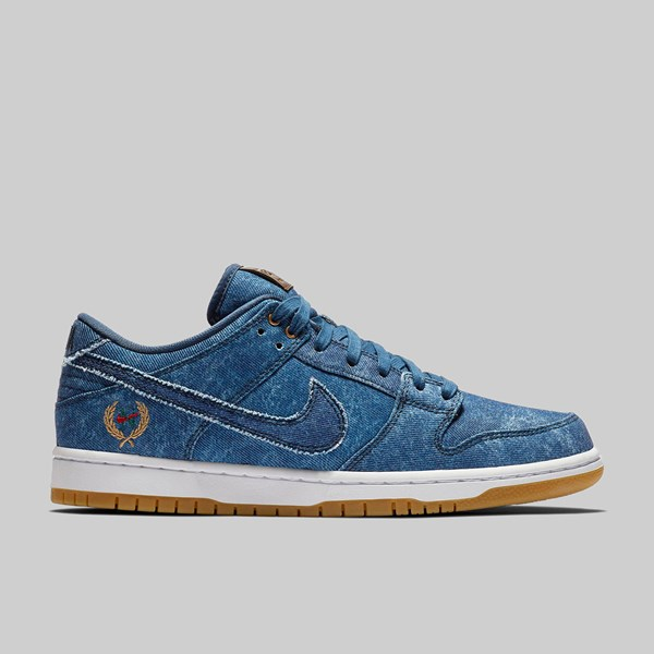 NIKE SB ZOOM DUNK LOW PRO 'RIVALS PACK' UTILITY BLUE