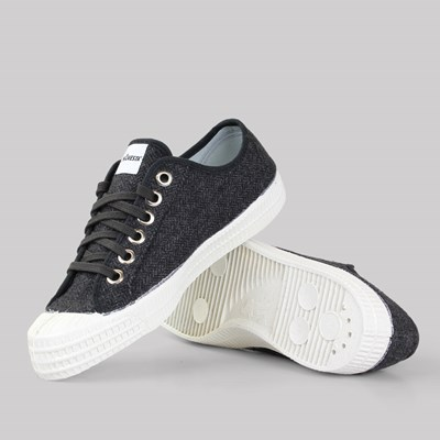NOVESTA FOOTWEAR STAR MASTER WOOL BLACK