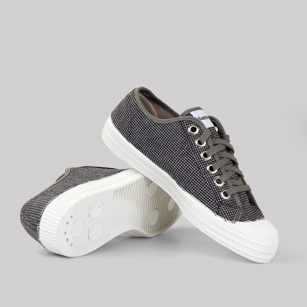 NOVESTA FOOTWEAR STAR MASTER WOOL GREY