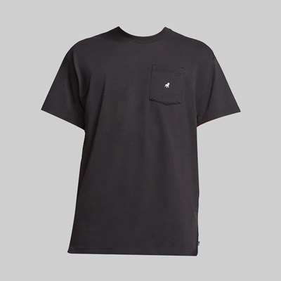 NIKE SB KEVIN BRADLEY ORANGE LABEL SS T-SHIRT BLACK