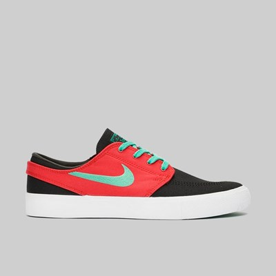 NIKE SB JANOSKI RM 'XMAS PACK' BLACK TRUE GREEN ATOM RED