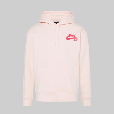 NIKE SB ESSENTIAL ICON HOODIE ORANGE PEARL