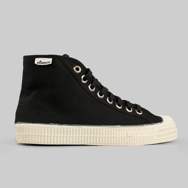 Novesta Footwear Star Dribble Black