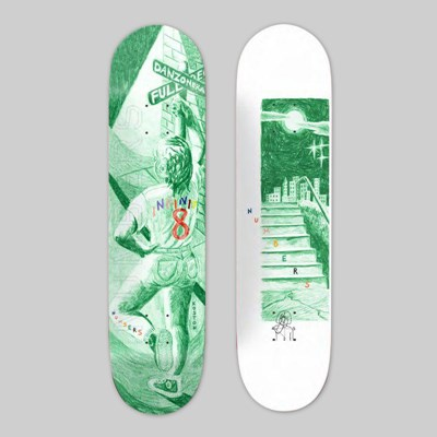 NUMBERS ERIC KOSTON EDITION 4 DECK 8.25""