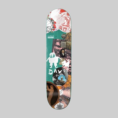 NUMBERS KYRON DAVIS DECK EDITION 7 8.28""