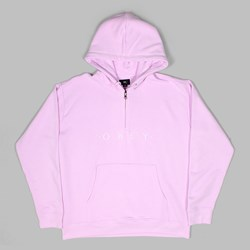 OBEY DIV PO HOODED FLEECE PINK