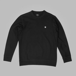 OBEY EIGHTY NINE ICON CREWNECK BLACK