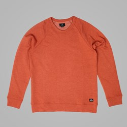 OBEY LOFTY CREATURE COMFORT CREWNECK BRICK