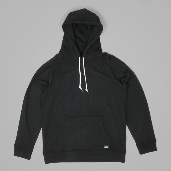 OBEY LOFTY CREATURE COMFORT PULLOVER HOOD BLACK