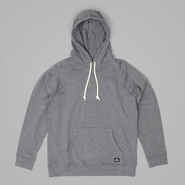 OBEY LOFTY CREATURE COMFORT PULLOVER HOOD HEATHER GREY